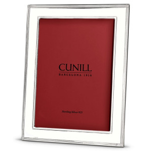 CUNILL Sterling Silver MadisonPicture Frame
