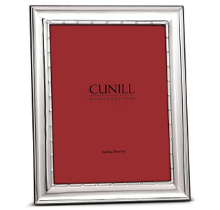 CUNILL Sterling Silver 5000 8x10 Picture Frame