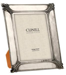 CUNILL Pewter Fleur De Lis 8x10 Picture Frame