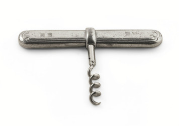 PEWTER ITALIA  Filet Corkscrew