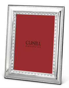 CUNILL Sterling Silver Imperial 4x6 Picture Frame