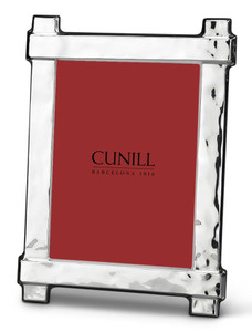 CUNILL Sterling Silver Loft 4x6 Picture Frame
