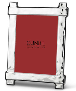 CUNILL Sterling Silver Loft 5x7 Picture Frame