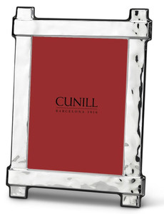 CUNILL Sterling Silver Loft 8x10 Picture Frame