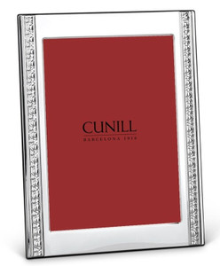CUNILL Sterling Silver Renaissance 4x6 Picture Frame
