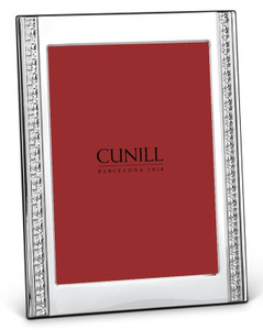 CUNILL Sterling Silver Renaissance 5x7 Picture Frame