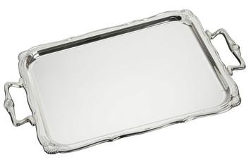 "VINARD Sterling Silver Shells Tray (13"" x 8.5"")"