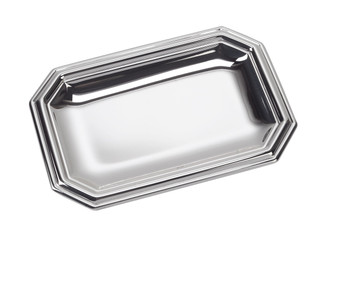 "VINARD Sterling Silver London Tray (3"" x 4"")"