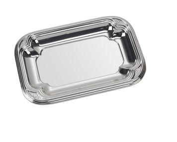 "VINARD Sterling Silver Berlin Tray (3"" x 4"")"