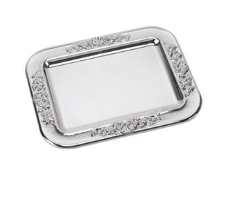 "VINARD Sterling Silver Vintage Tray (14.5"" 10.5"")"