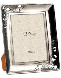 CUNILL Pewter Siena Picture Frame