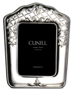 CUNILL Sterling Silver Pergola 5x7 Nostalgia Picture Frame