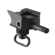 150-630 Free Float Tube Versa-Pod Bipod Adapter