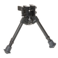"300 Series Rubber Feet Pan/Tilt Prone 7""-9"" Bipod"