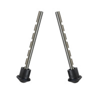 "Versa-Pod Rubber Foot Bipod Leg Replacement Accessory 9""-12"""