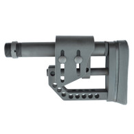 Tacmod Stock AR-15 Buttstock - Left Side