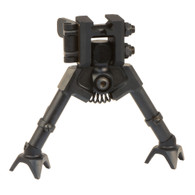 "300 Series M921 Super Short Sniper Raptor Feet with Pan 5""-7"" Bipod"
