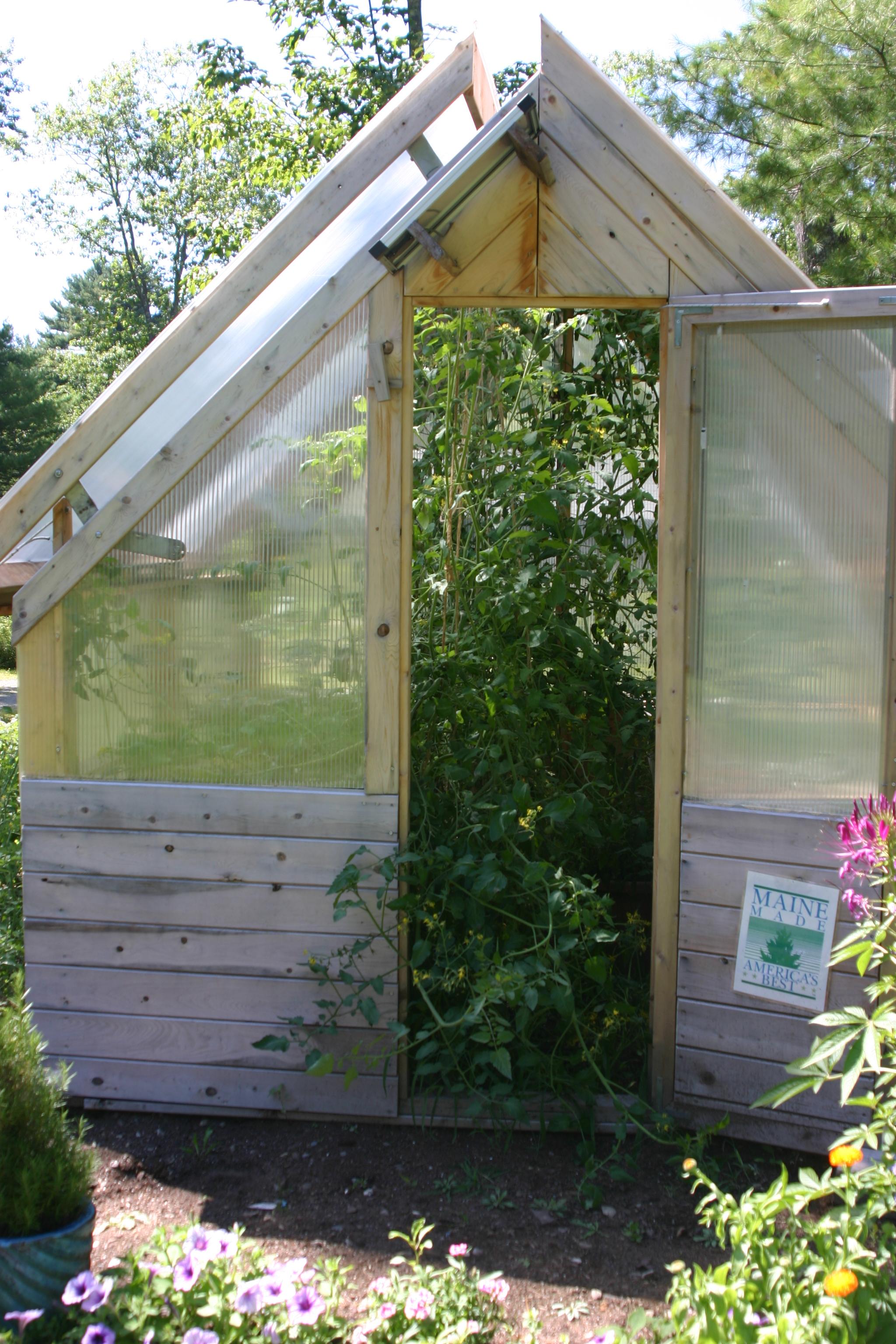 Freedom Greenhouses The Ultimate Backyard Hobby Greenhouse