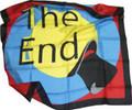 36 Inch The End Silk - Silk For Magic Tricks