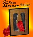 Silk Through Mirror Close-Up - Silk Magic Trick