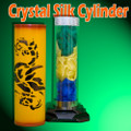 Crystal Cylinder by MAK - Magic Trick Device