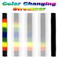 Color Changing Silk Streamer by Goshman- Silk Magic Trick