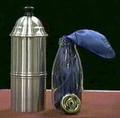 Silkola - Aluminum - Silk Magic Trick
