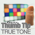 True Tone Reality Thumbtip with 6 Inch Silk