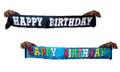 Birthday Banner Dye