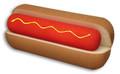 Foam (Sponge) Hot Dog by Goshman Magic