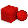 The Great Square Ball Mystery (Super Soft) by Goshman
