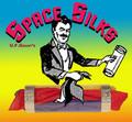 Space Silks with Silks - Silk Magic Trick