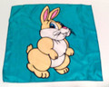 Duane Laflin Silk For Magic Tricks - Color Bunny 18""