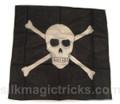 """Duane Laflin Silk For Magic Tricks -  Skull 18"""""""