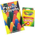Psychic Crayons Magic Trick
