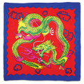36 Inch Dragon Silk by Alberto Sitta Magic (Red)