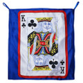 Card Blendo Silk by Alberto Sitta Magic - King of Clubs