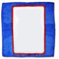 24 Inch Card Silk by Alberto Sitta Magic - Blank Card