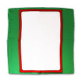 18 Inch Card Silk by Alberto Sitta Magic - Blank Card