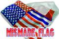 Mismade Flag - Silk Set - 18 inch Pure Silks