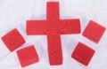 Sponge Cross and Cubes Gospel Magic Trick