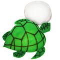 Egg to Turtle Sponge Magic Trick