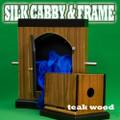 Silk Cabby & Frame Combo- Teak Wood