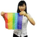 "12"" Rainbow Silk by JL Magic"