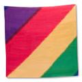 18 Inch Multicolor Silk for Magic Tricks