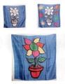 Set of 3 Duane Laflin Silks from Paint my Flower