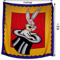 Rabbit in Hat Classic Production Silk - 6 Foot