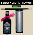 Wand, Silk and Bottle with DVD by Tora  Magic