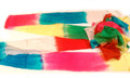 Multi Color Silk Streamer - 33 feet by 5 inches