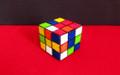 Sponge Rubik's Cube by Alexander May